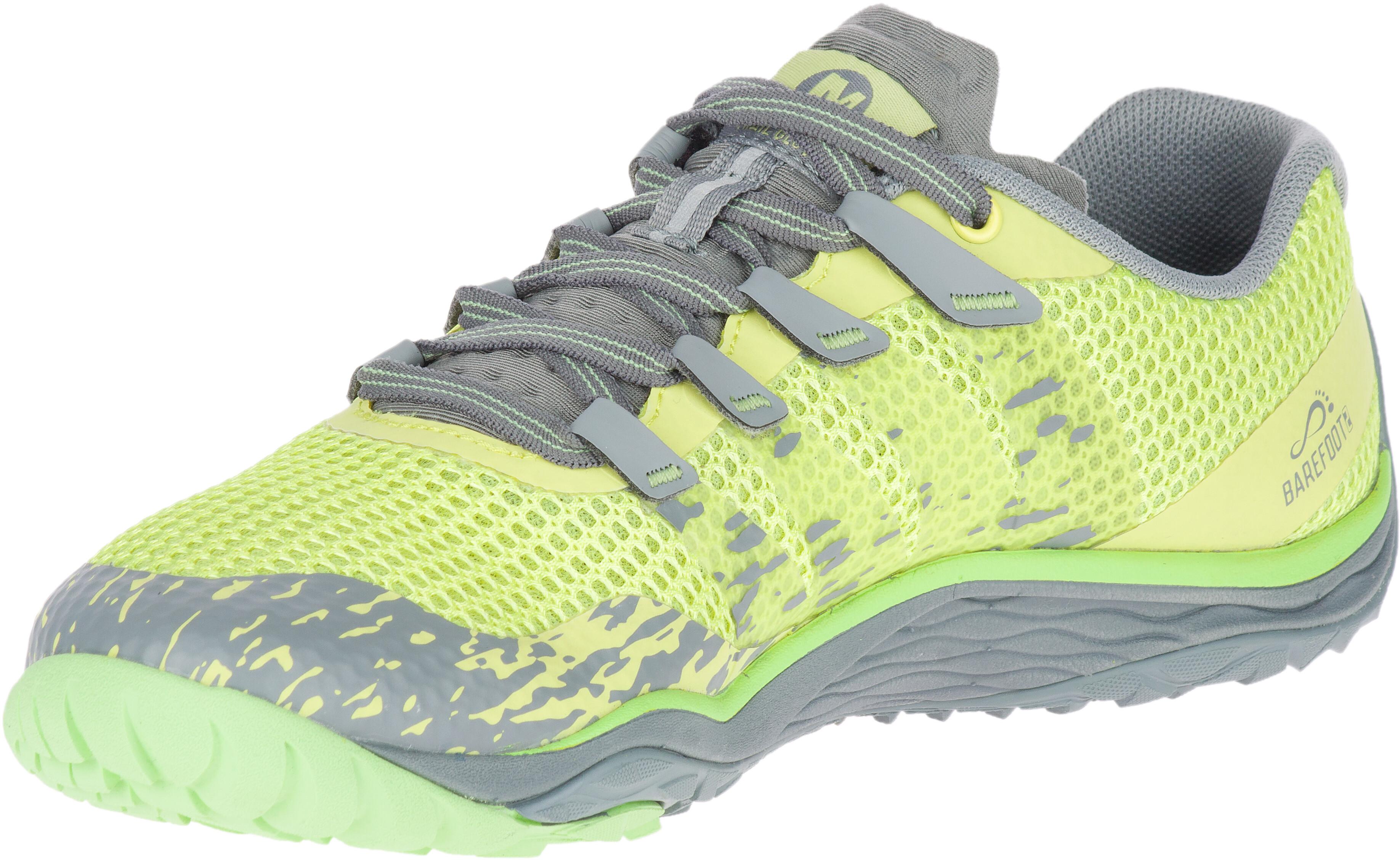4bf456d9684 Merrell Trail Glove 5 Sko Damer grå/grøn   Find outdoortøj, sko ...